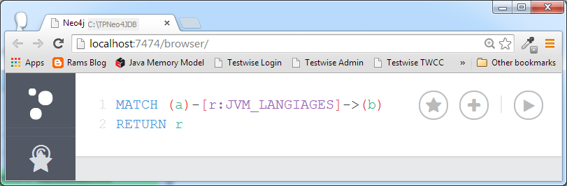 MATCH (a)-[r:JVM_LANGIAGES]-(b) RETURN r