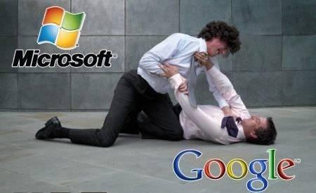 搜狗员工用百度算什么,谷歌员工当着老板的面用bing,结果悲剧了!