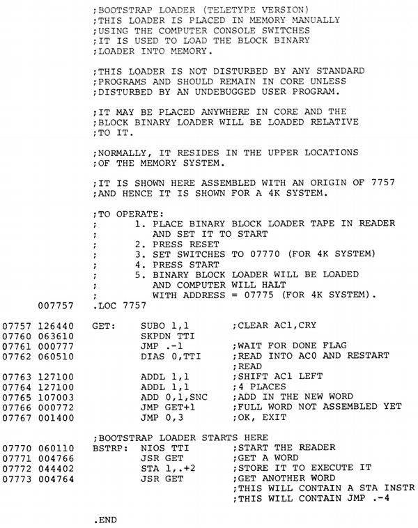 """46年前""""裸机""""的这段输入源码,你见过吗?"""
