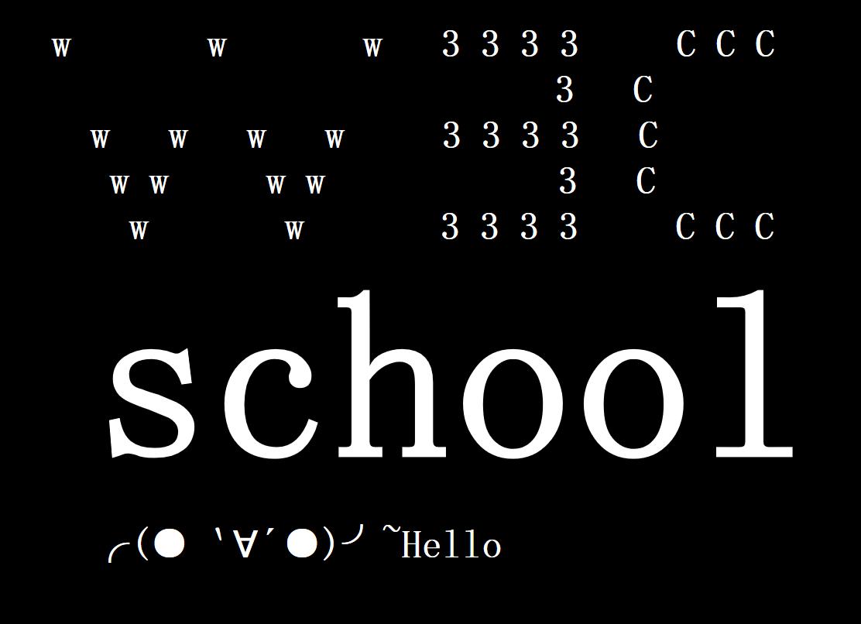 W3Cschool文化衫代码大赛冠军的这段代码,你觉得水平怎样?